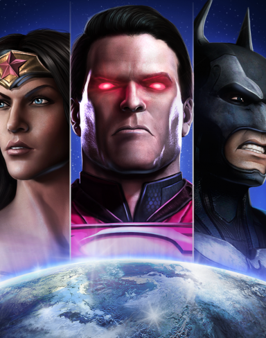 INJUSTICE: GODS AMONG US MOBILE