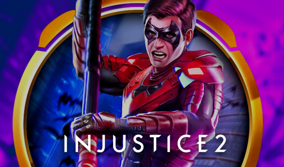 НАЙТВИНГ НА АРЕНЕ INJUSTICE 2 MOBILE